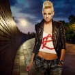 Punk girl — Stock Photo #8601144
