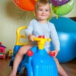 1 year birthday — Stock Photo
