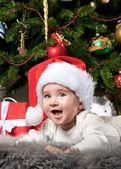 Santa baby — Foto de Stock