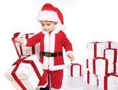 Santa baby — Stok fotoğraf