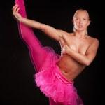 Image of ballerina — Stock Photo #9572733