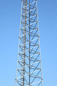 Cell tower fragment — Stock Photo