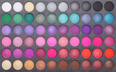 Makeup eye shadows — Foto Stock