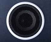 Acoustic woofer — Foto Stock