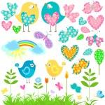 Spring — Stock Vector #9295233