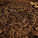 Ancient Mayan Calendar — Stock Photo #8861365