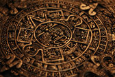 Ancient Mayan Calendar — Stock Photo