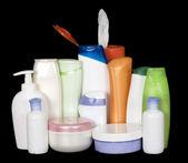 Contenitori per cosmetici — Foto Stock