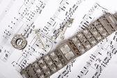 Music Jewelry for Women — Stock Photo