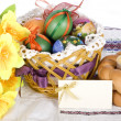 Stock Photo: Easter theme