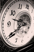 Antique watches. The clock stopped at the time — Zdjęcie stockowe