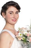 Retrato de novia — Foto de Stock