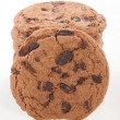 Chocolate cookies — Stock Photo #8975922