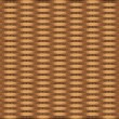 Seamless texture of wicker baskets for your design — Stock Vector