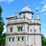 Patriarch Nikon's residence at the New Jerusalem Cloister — Stock Photo #9696346
