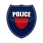 Bouclier de police — Photo