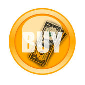Buy Button — Foto Stock