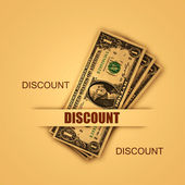 Discount Offer — Stockfoto