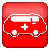 Ambulance Car — Stock Photo