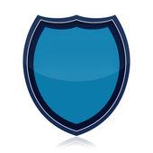 Protection shield — Stock Photo