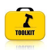 Sada nástrojů — Stock fotografie
