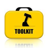 Zestaw narzędzi — Zdjęcie stockowe