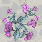 Flower — Vecteur