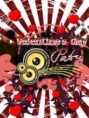 Valentine — Stok Vektör