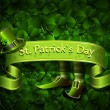 St. patricks dag — Stockvector