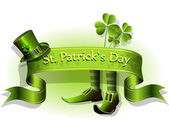 St. Patricks Day — Vector de stock