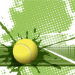 Tennis — Stock Vector #9596032