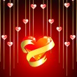 Wektor stockowy : Valentine background