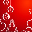 Abstract holiday background — Image vectorielle