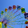 Ferris wheel — Stock Photo #10692417