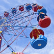 Ferris wheel — Stock Photo #7971879