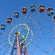Ferris wheel — Stock Photo #8729648