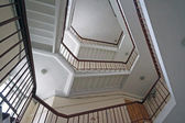 Old stairway — Stock Photo