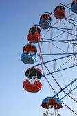 Big wheel — Stock Photo