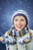 Orario invernale — Foto Stock