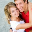 Young couples in love — Stock Photo #9901218