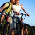 Bicycler — Stock Photo
