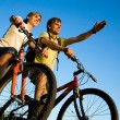 Bicycler — Stock Photo #9902586