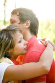 愛の若いカップル — ストック写真