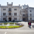 Miramare castle, Trieste — Stock Photo #10422637