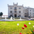 Stock Photo: Miramare castle, Trieste - Italy