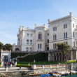 Miramare castle, Trieste - Stock Photo