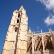 Stock Photo: Cathedral of Oviedo