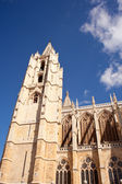 Cathedral of Oviedo — Stock Photo
