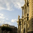Catania cathedral — Stock Photo #7983206