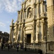 Catania cathedral — Stock Photo #7983242